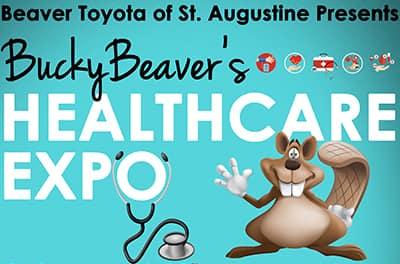 Beaver Toyota Health, Wellness & Fitness Expo in St  Johns