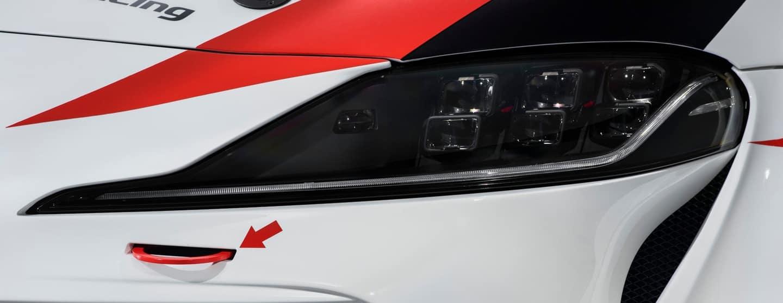 Upcoming Toyota Supra