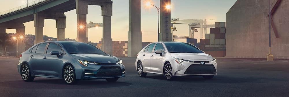 2020 Toyota Corolla models new header