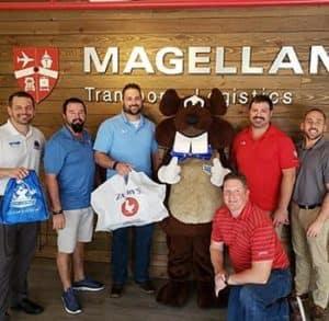 Ryan Kunze from Magellan Transport Logistics October 29, 2019