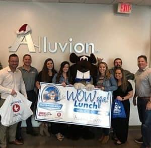 Tyson McCarthy from Alluvion Staffing December 17, 2019