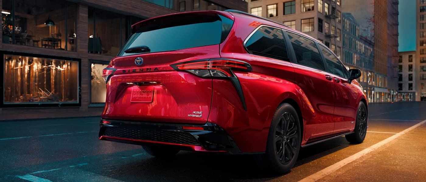 2021 Toyota Sienna Hybrid