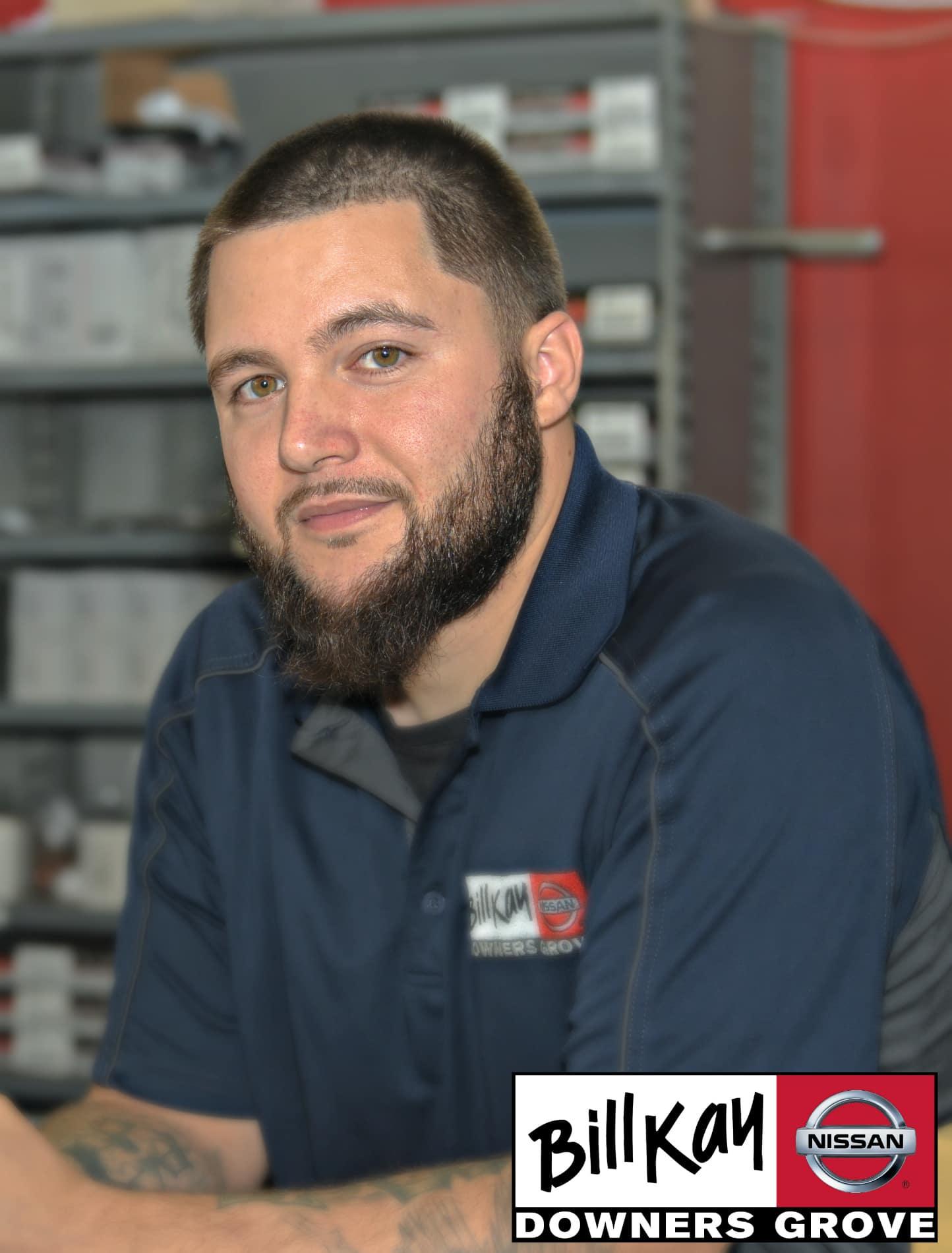 Nick Vazquez