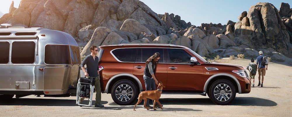 2018 Nissan Armada: Changes, Features, Price >> Nissan Armada Sv Vs Sl Vs Platinum Vs Platinum Reserve