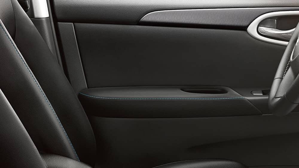 2018 Nissan Sentra interior door