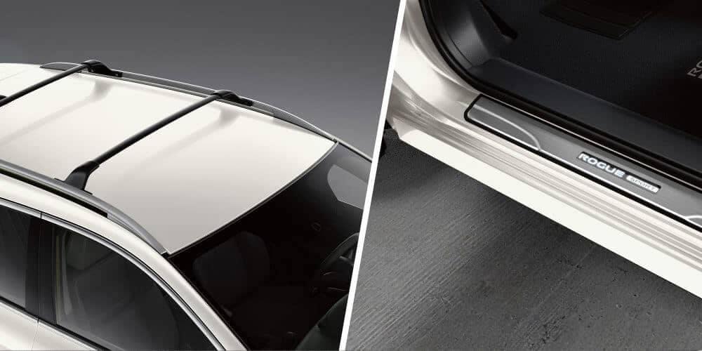 2018.5 Nissan Rogue Sport design