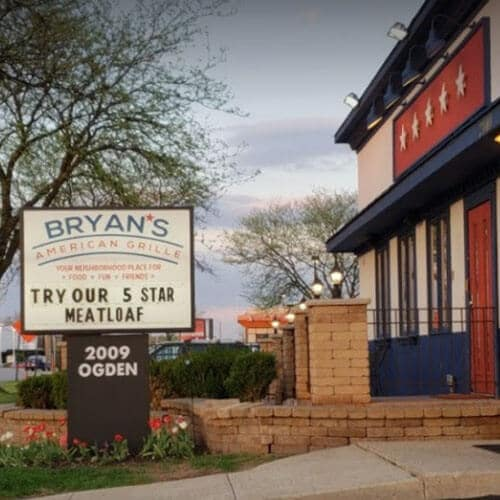 Bryans American Grille