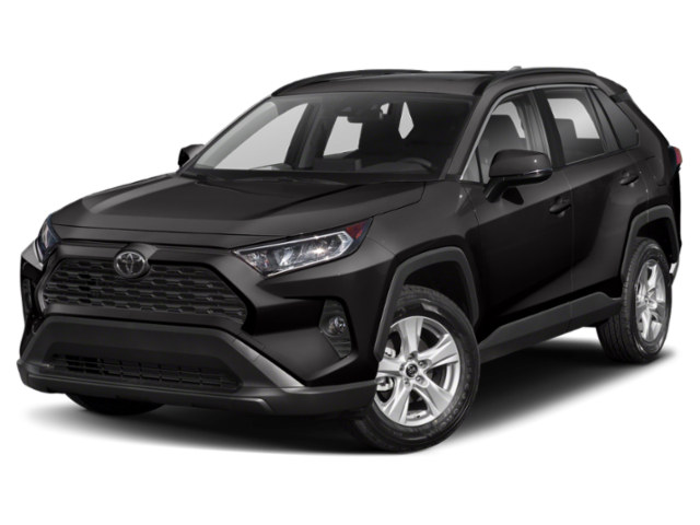 2019 rav4 side view