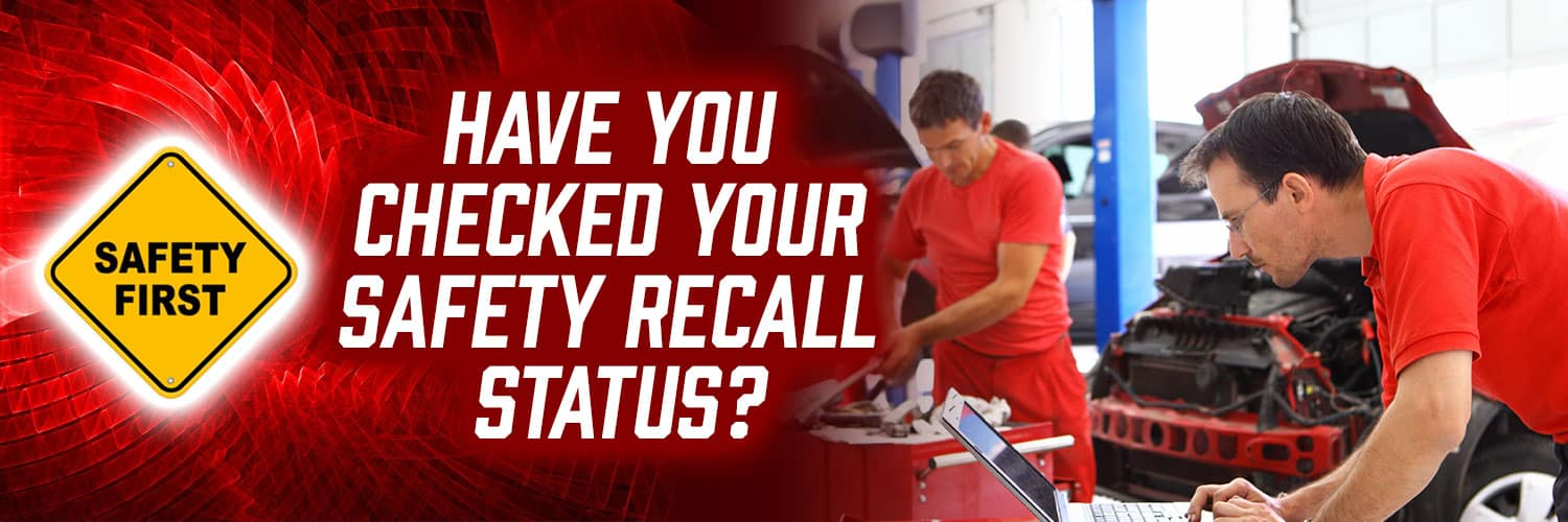 Vehicle Recall Check