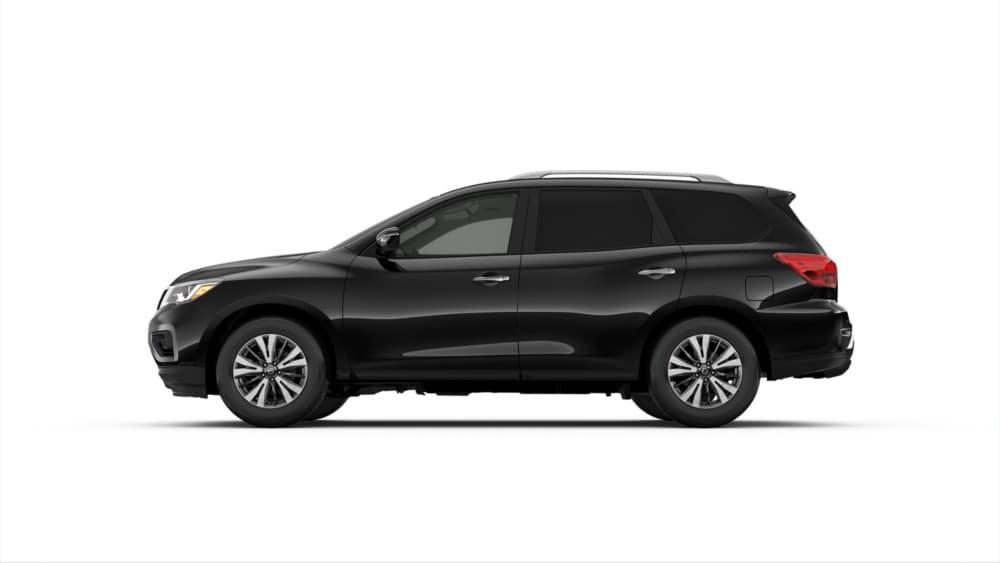 2019 Nissan Pathfinder S black
