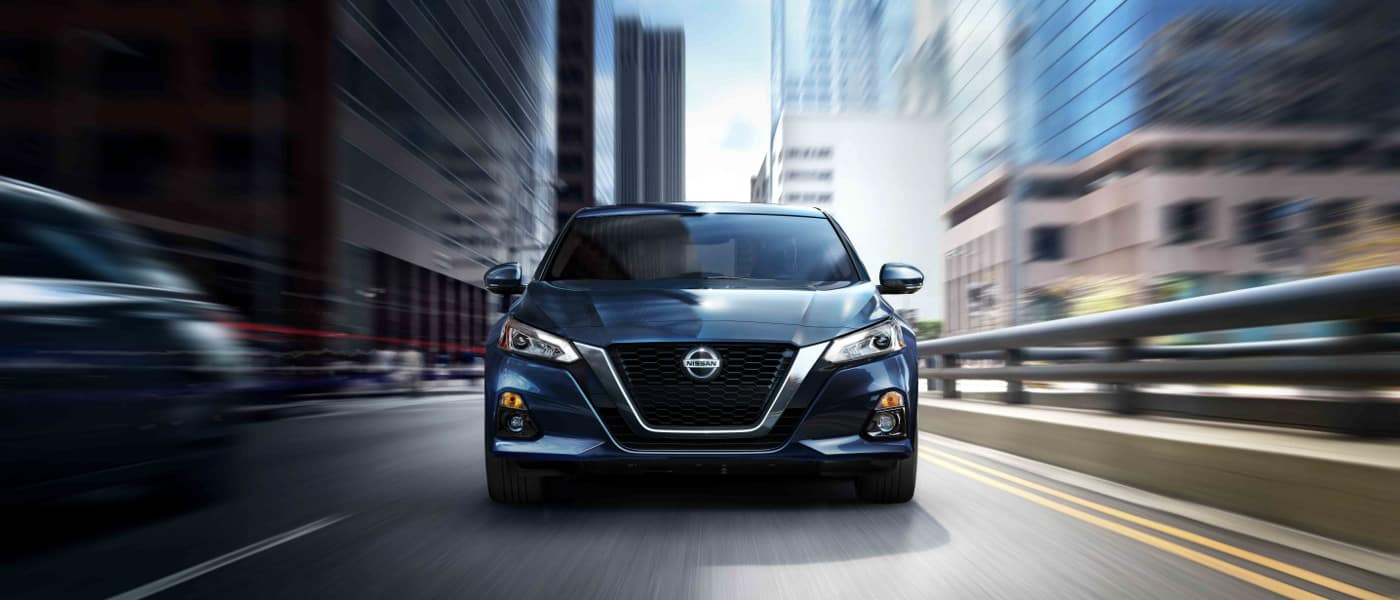 2019 Nissan Altima blue