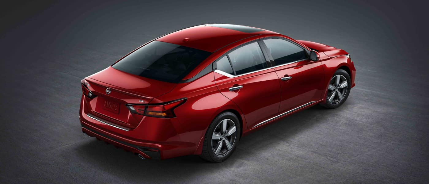 2019 Nissan Altima SL Red