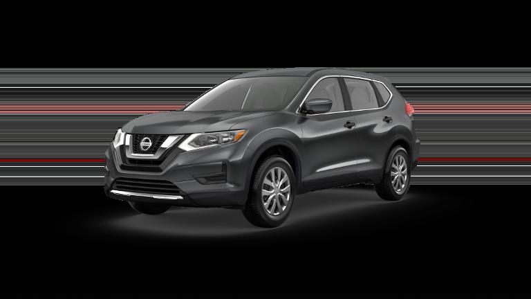 2019 Nissan Rogue S Grey