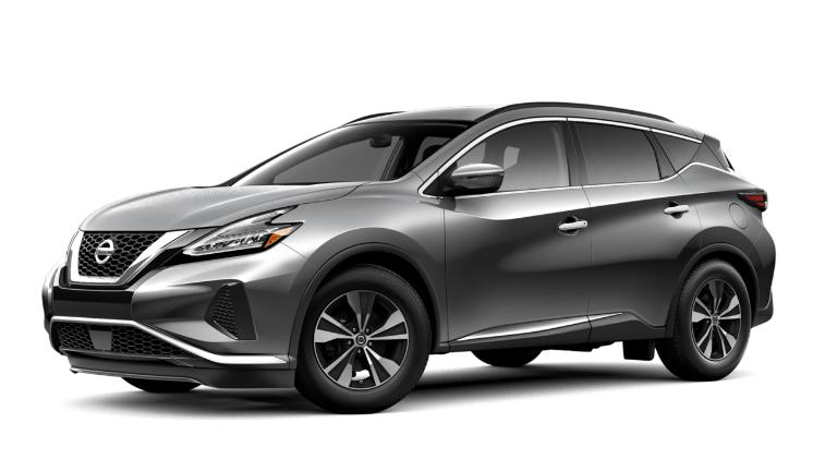 2019 Nissan Murano SV Silver