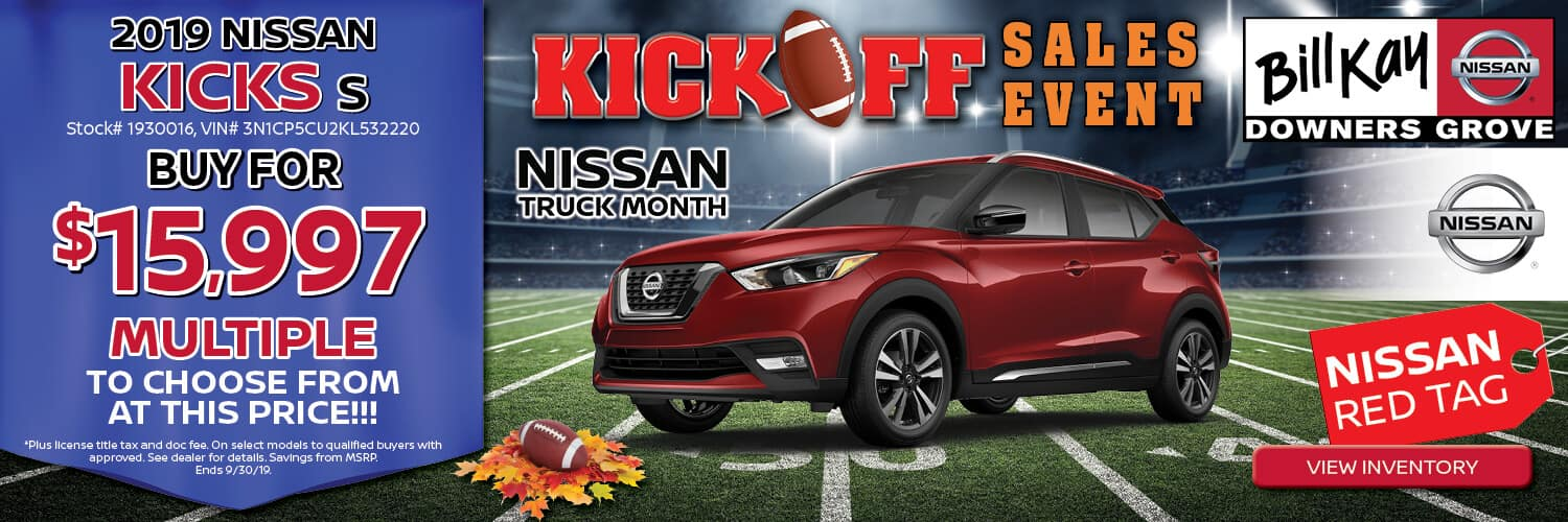 Bill Kay Nissan New And Used Nissan Dealer In Downers