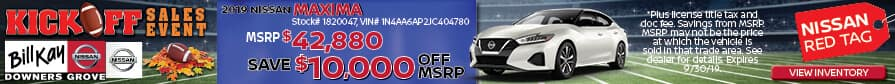 2019 Nissan Murano S FWD