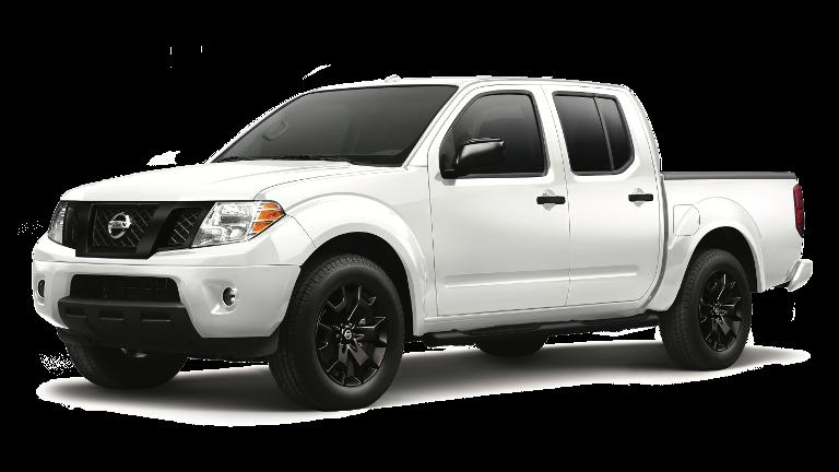 2019 Nissan Frontier Jellybean White