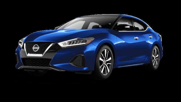 2019 Nissan Maxima Jellybean SL Blue