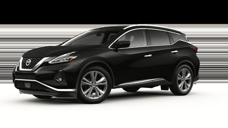 2019 Nissan Murano Jellybean Platinum Black