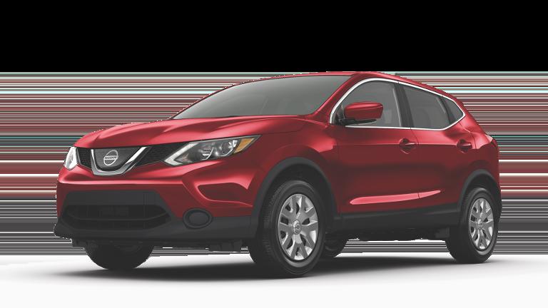 2019 Nissan Rogue Sport Jellybean S Red