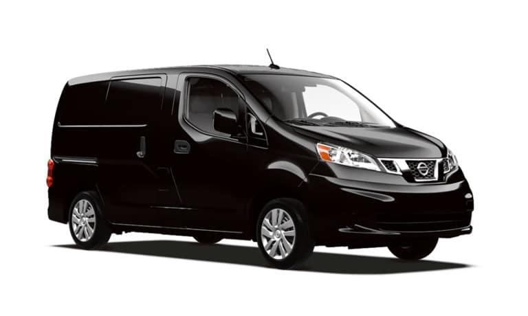 2019 Nissan NV200 Compact Cargo Jellybean S Black