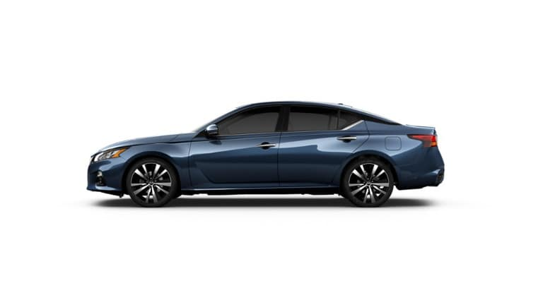2020 Nissan Altima Platinum VC-Turbo FWD Blue