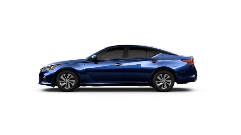 2020 Nissan Altima S FWD Blue
