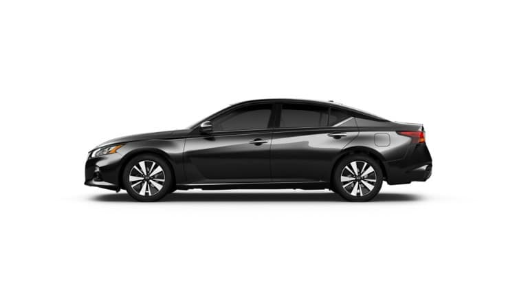 2020 Nissan Altima SL FWD Black