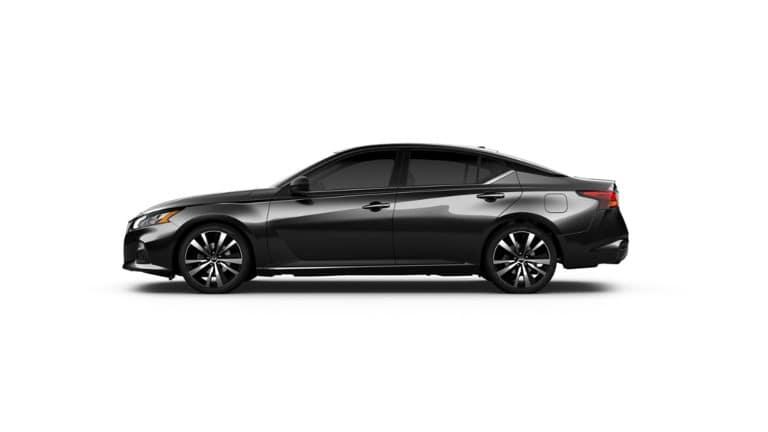 2020 Nissan Altima SR FWD Black