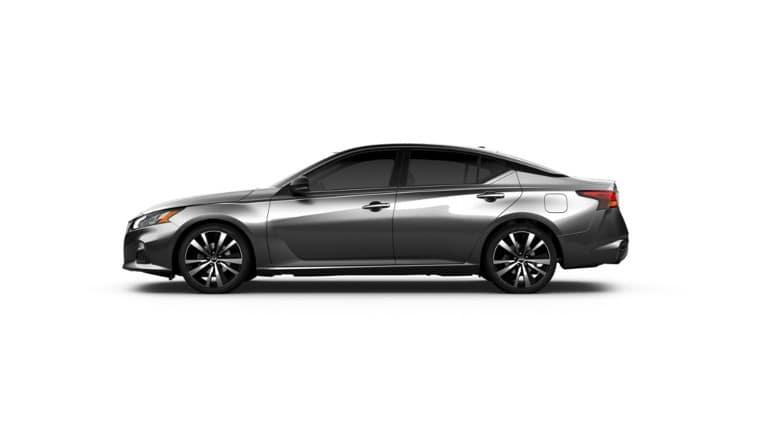 2020 Nissan Altima SR VC-Turbo Silver