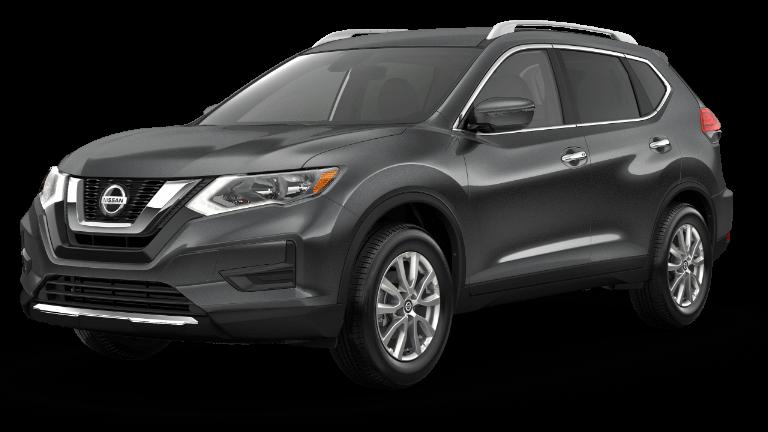 2020 Nissan Rogue SV Grey