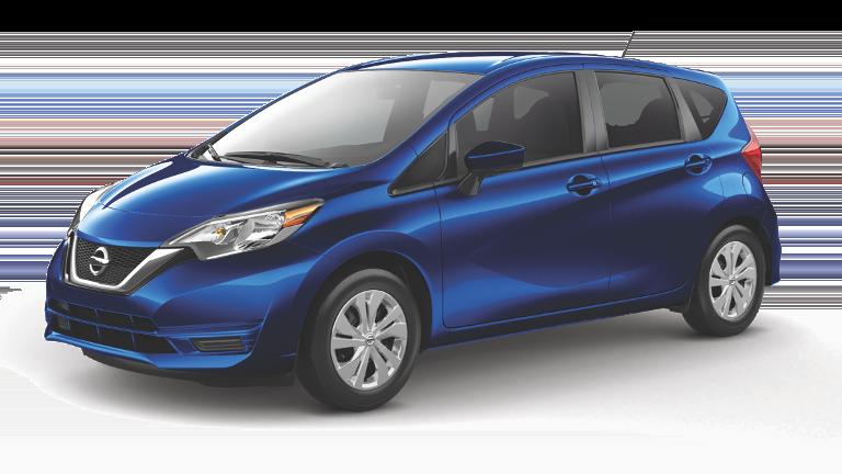 Nissan Versa Note Jellybean Blue