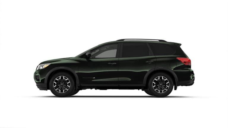 2020 Pathfinder SV Rock Creek Edition