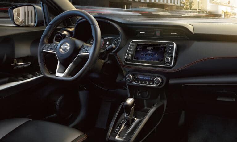 2019 Nissan Kicks tech