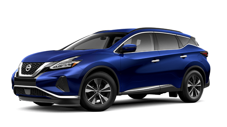 2019 Nissan Murano SV in Blue