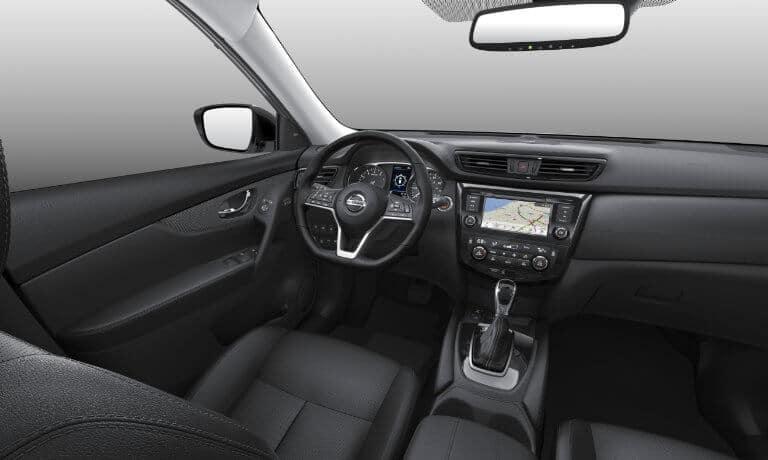 2020 Nissan Rogue tech