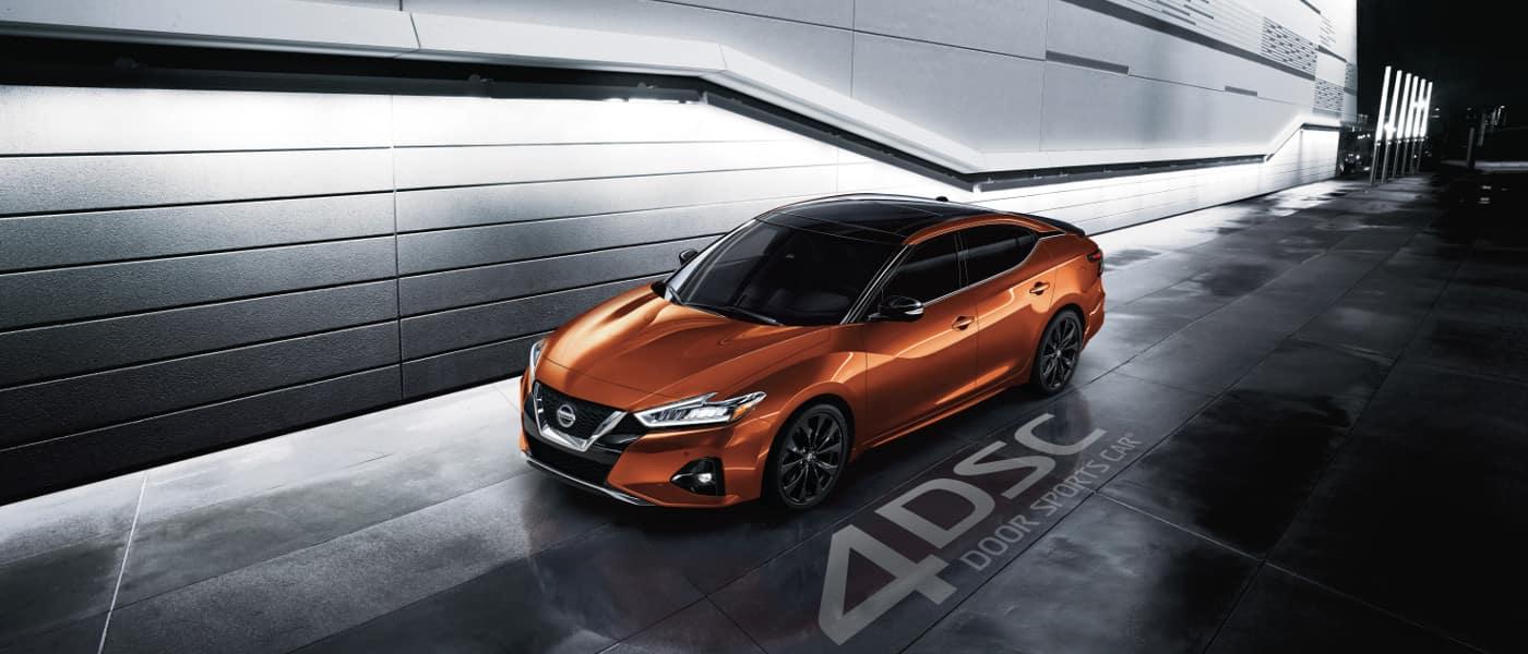 2020 Nissan Maxima Trim Levels S Vs Sv Vs Sl Vs Sr Vs