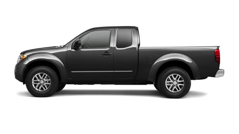 Grey 2019 Nissan Frontier SV 4-Cylinder