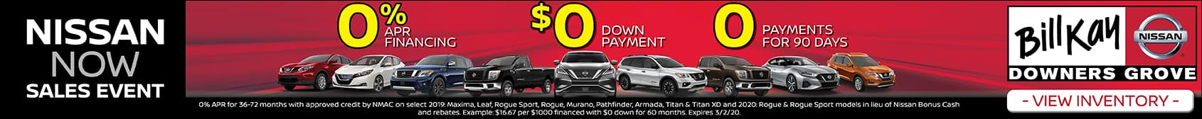 0% APR $0 Down 0 Payment for 90 Days