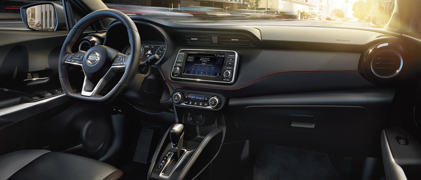 2020 Nissan Kicks Technology