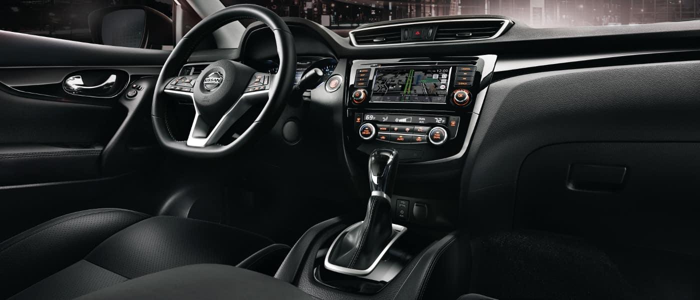 2020 Nissan Rogue Sport tech