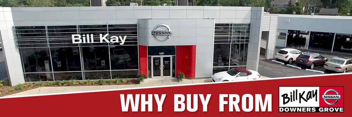 Bill Kay Nissan Why Buy