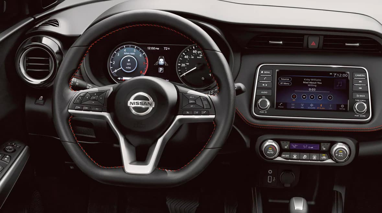 2020 Nissan Kicks Interior