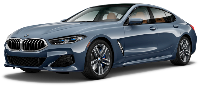 New 2022 BMW 8 Series 840i Gran Coupe