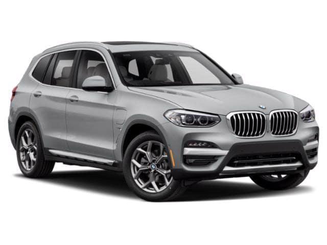 New 2021 BMW X3 xDrive30e AWD SUV