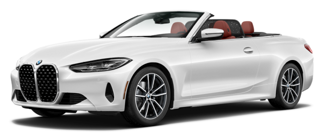 New 2022 BMW 4 Series 430i Convertible