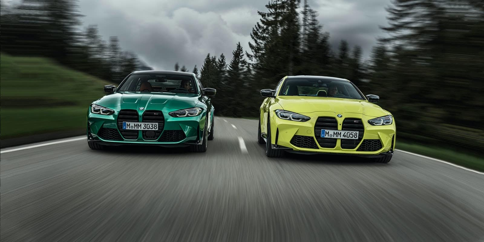 M3 AND M4