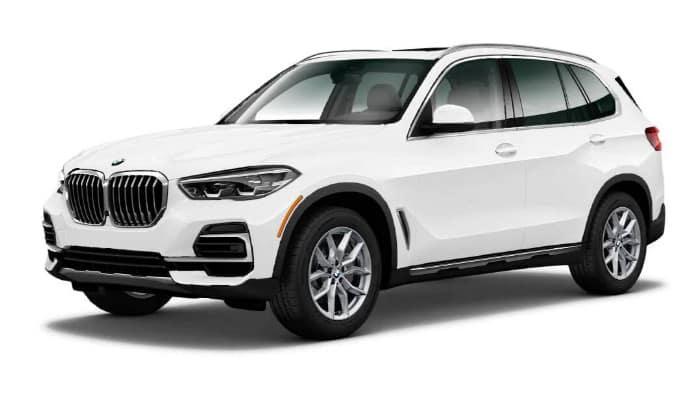 New 2022 BMW X5 sDrive40i