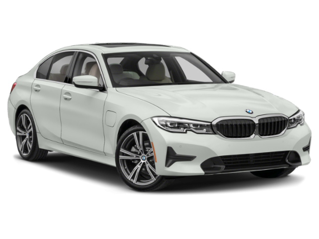 New 2021 BMW 330e Sedan