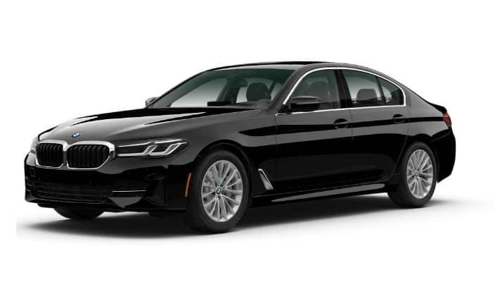 New 2022 BMW 530i Sedan